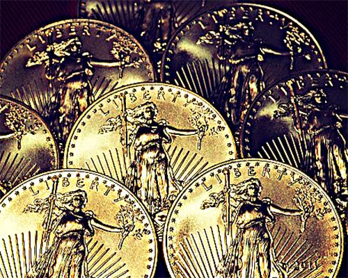 Image of Gold Bullion
